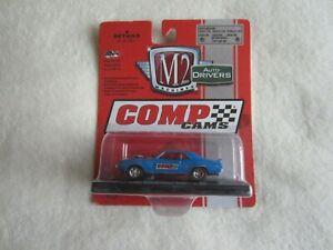 M2 Machines:  2019 Auto-Drivers:  1969 Chevrolet Camaro SS/RS NIP