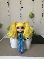 Cutie Pops Swirly Brights Chiffon Doll By JADA Toys Toy Figures Girls Used 28cmT
