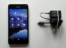Microsoft Lumia 650 Smartphone 16GB - Schwarz (Ohne Simlock)