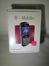 BlackBerry Curve 8520 - Black (T-Mobile) Smartphone, Used, Good condition