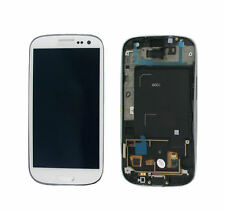 Samsung Mea Front Octa LCD White GALAXY S3 GH97-13630B