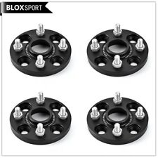 4x15mm Hubcentric wheel spacers 4x100 CB54.1 for Mazda 2 MX3 MX5 Corolla Yaris