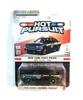GREENLIGHT 1/64 42800-F CHASE GREEN MACHINES 2016 DODGE CHARGER PURSUIT