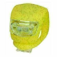 New Caaofet Bike Cycling Frog Led Front Head Rear Light Waterproof Lamp Yellow 00006000
