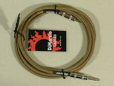 Dimarzio TWEED 3m 10 Foot Guitar Bass Quality Instrument Cable Lead USA Made