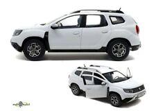 Dacia Duster MK2 2018 White Diecast 1:18 Solido New Boxed