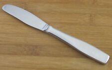 """Georg Jensen Plata Satin Dinner Knife 8 3/8"""" Denmark Stainless Flatware"""