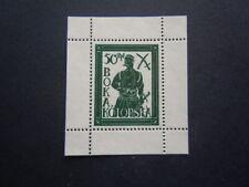 1944 francobollo nuovo con gomma M.N.H**  Boka Katorska  Montenegro Serbia