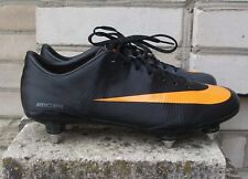 NIKE MERCURIAL VAPOR SUPERFLY II SG UK6,5 US7,5 FOOTBALL BOOTS SOCCER CLEATS