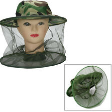 Free Shipping Mosquito Resistance Bug Net Mesh Head Face Protector Cap Sun Hat