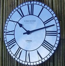 Acctim Regent 40mm Wall Clock mirrored glass vintage style