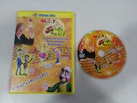 MILIKI HABIA UNA VEZ ¡ CANTA CON ELLOS ! DVD + EXTRAS SUSANITA GALLINA TURULECA
