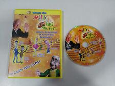 Miliki had once sing with! DVD + Extras susanita gallina turuleca