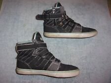radii SHOES MEN'S SIZE 9    ZIPPER, BUCKLE & LACE-UP