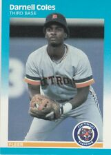 FREE SHIPPING-MINT-1987 (TIGERS) Fleer #148 Darnell Coles