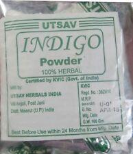 Khadi Utsav Indigo Herbal Powder Mehndi to make the hair - 100 gm