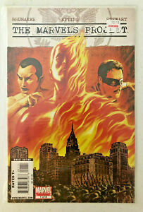 The Marvels Project #1 of 8 VG/FN Marvel Comics 2009