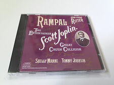 "JEAN-PIERRE RAMPAL ""PLAYS SCOTT JOPLIN"" CD 13 TRACKS"