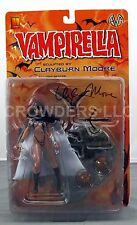 Vampirella Orange Cardback Sculpted & Signed by Clayburn Moore MAC Harris NIP 00