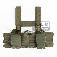 Emerson Tactical Chest Rig Assault Combat Vest Harness w/ Magazine Pouches