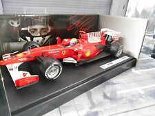 F1 FERRARI F2010 2010 F10 Bahrain GP #7 Massa Mattel Hot Wheels SP 1:18
