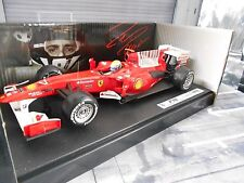 F1 ferrari f2010 2010 f10 Bahréin gp #7 massa mattel Hot Wheels sp 1:18