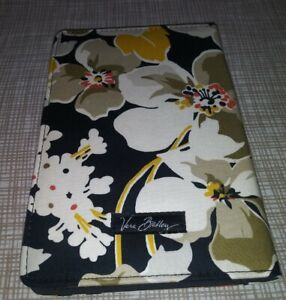 New Vera Bradley Medium E- Book Cover Dogwood Pattern