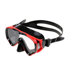 Youth Silicone Snorkeling Diving Mask Scuba Snorkel Swimming Goggles Glasses