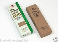 King DX-800 Deluxe Stone 800 Whetstone Waterstone Sharpening Stone