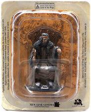 Figurine Collection plomb Seigneur des Anneaux Roi THEODEN Rohan Eaglemoss