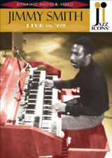 Jazz Icons: Jimmy Smith - Live in '69 DVD (2009) Jean-Jacques Celerier cert E