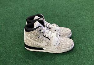 Nike Air Jordan Legacy 312 GS Elephant Print Flip AT4040-100 I Sz 7Y Women's 8.5