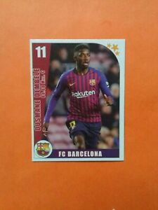Ousmane Dembele  Barcelona F.C. MVP 2019 PLIVAC