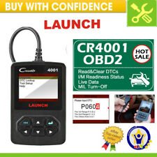 Launch OBD2 Fault Code Reader CR4001 Car Diagnostic Scan tool Check Engine Light