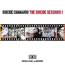 SUICIDE COMMANDO The Suicide Sessions 1 2CD 2013