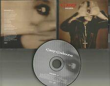 Black Sabbath OZZY OSBOURNE Dreamer PROMO RADIO DJ CD Single MINT ESK54852 USA
