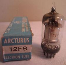 Arcturus 12F8 Electron Electronic Tube In Box