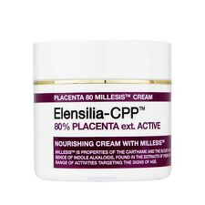ELENSILIA CPP Placenta 80% Millesis Cream 50g 1.76oz + 1 Mask Sheet Firming