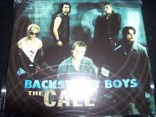 The Backstreet Boys The Call / Shape Of My Heart Australian CD Single - New