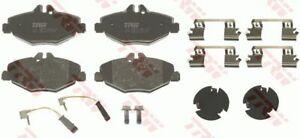 TRW Front Brake Pads for MERCEDES-BENZ E-CLASS Sedan (W211) E 320 (211.065)