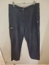 Ladies Crag Hoppers Walking Trousers Size 14