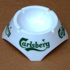 CARLSBERG Opalglas Ascher Dänemark Frankreich um 1965 PERFEKT Bier Brauerei RAR