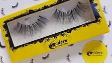 Eldora False Eyelashes H177 Human Hair Strip Lashes