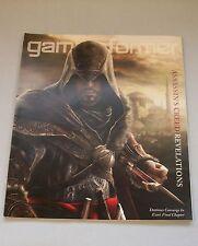 Game Informer Vol. 218 ~ Assassin's Creed Revelations Cover ~ June 2011