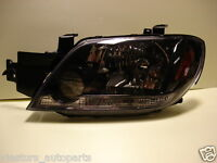 HEADLIGHT FRONT LAMP LEFT side for MITSUBISHI OUTLANDER 2002 - 2005