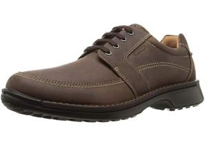 Ecco Fusion II Tie Cocoa Brown Men's Comfort Shoes -  NEW - Choose Size