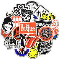 New 50Pcs Skateboard Stickers bomb Vinyl Laptop Luggage Decals Dope Sticker Lot