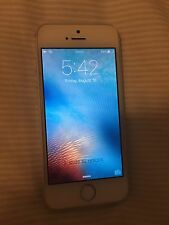 Apple iPhone 5s - 16GB - Silver (Unlocked) Smartphone - Jailbroken iOS 9.3.3