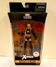 HASBRO MARVEL LEGENDS WALGREENS EXCLUSIVE MAGIK(ILLYANA RASPUTIN) PLUS LOCKHEED
