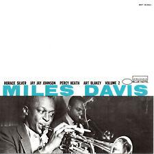 CD Blue Note Miles Davis Vol. 2, Horace Silver J. J. Johnson Art Blakey P. Heath